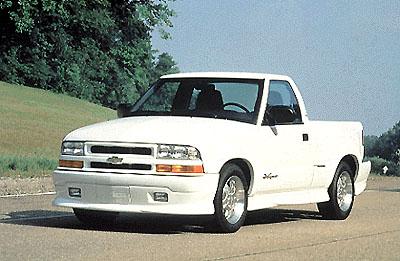 2000 Chevrolet S10