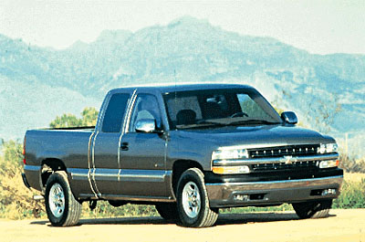 2000 Chevrolet Silverado Review