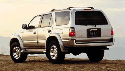 1997 toyota 4runner review 1997 toyota 4runner review
