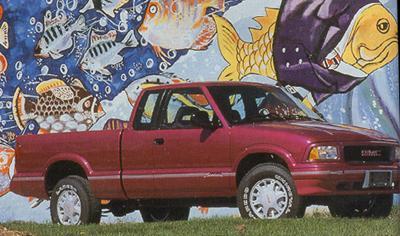 1995 gmc sonoma review rh newcartestdrive com 92 GMC Sonoma 1996 GMC Pickup Truck