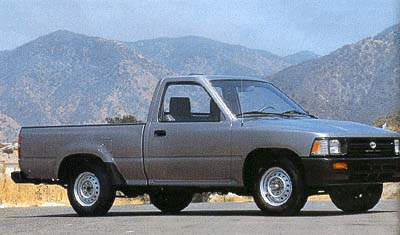 1995 Toyota Compact Truck Review