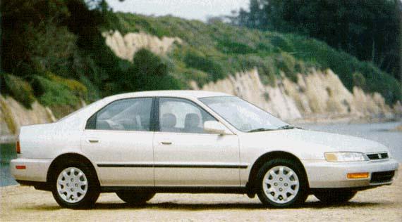 1996 Honda Accord Review