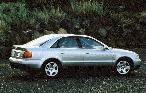 Audi A Review - Audi car 1996