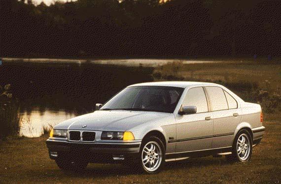 1996 BMW 328i Review