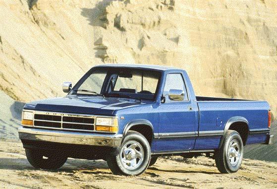 1996 Dodge Dakota Review