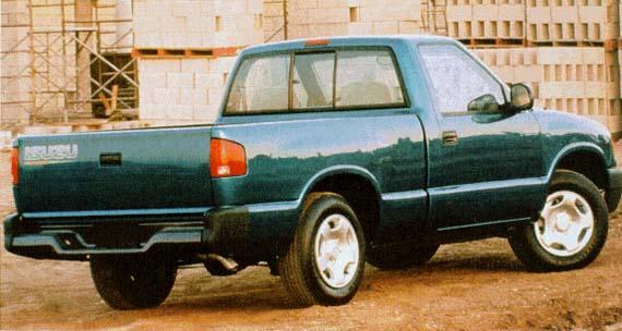 1996 Isuzu Hombre