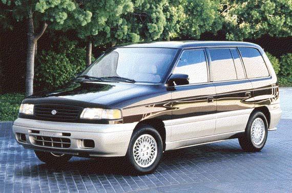 1996 mazda mpv review rh newcartestdrive com Mazda 4 Mazda 8