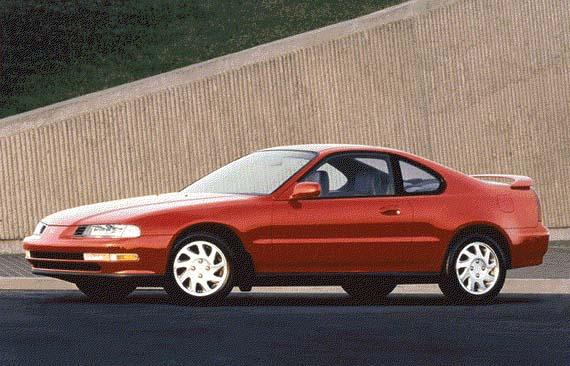 1996 honda prelude review rh newcartestdrive com 1996 honda prelude shop manual 1995 Honda Prelude