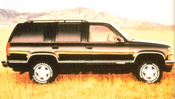 96 chevy tahoe