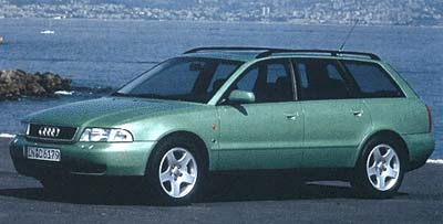 Audi A Review - 1998 audi a4