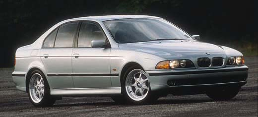 1998 Bmw 540i Review