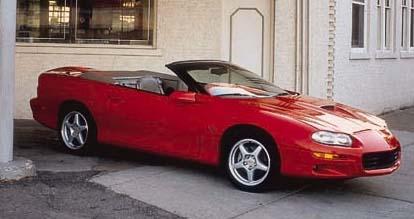 1998 Chevrolet Camaro Review
