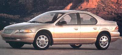 1998 Chrysler Cirrus