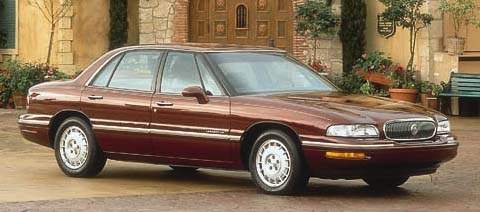 1998 buick lesabre gas mileage