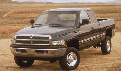 1998 Dodge Ram Review