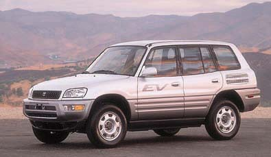 1998 Toyota Rav4 Review