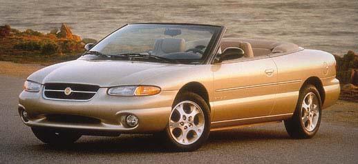 1998 Chrysler Sebring Review
