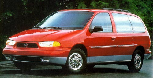 1998 Ford Windstar Review