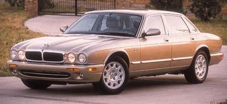 Nice 1998 Jaguar Vanden Plas