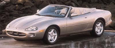 Great 1998 Jaguar XK8
