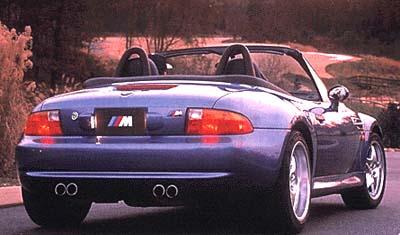 1998 BMW Z3 Review