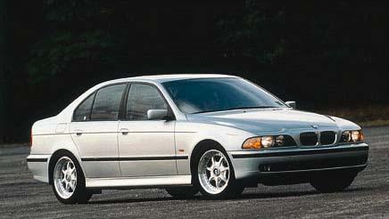 1999 Bmw 540i Review