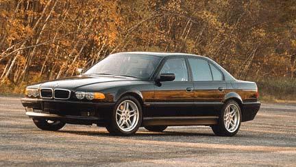1999 bmw 740il review
