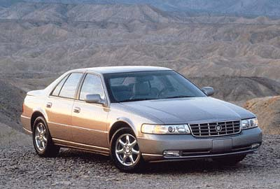 1999 Cadillac Seville Review