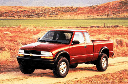 1999 Chevrolet S10 Review