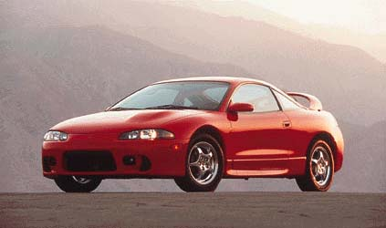 1999 mitsubishi eclipse review