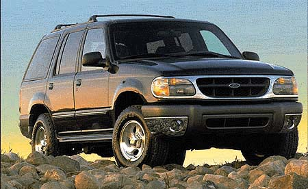 Used Lexus Rx >> 1999 Ford Explorer Review