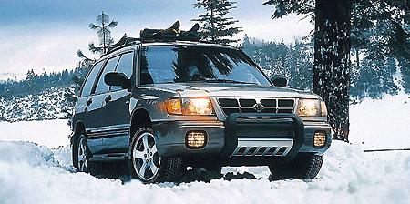 1999 Subaru Forester Review
