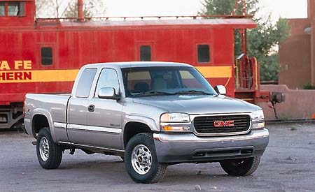 1999 GMC Sierra Review