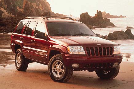 1999 Jeep Grand Cherokee Review