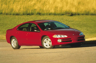 1999 Dodge Intrepid Review