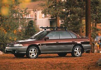 1999 Subaru Legacy Review