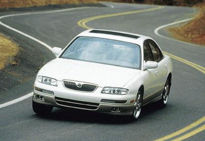 View 1999 Mazda Millenia