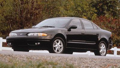 1999 Oldsmobile Alero Review