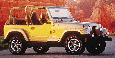 1999 Jeep Wrangler Review