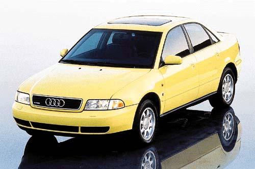 1997 Audi A4 Review