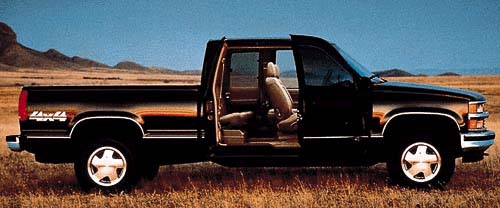 1997 Chevrolet C1500 Review