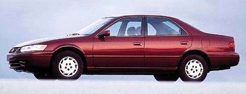 1997 Toyota Camry Review
