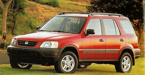 1997 Honda CR-V Review