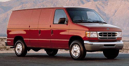 1997 Ford Econoline Review