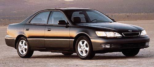 1997 Lexus ES 300 Review