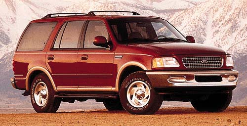 1997 Ford Expedition Review