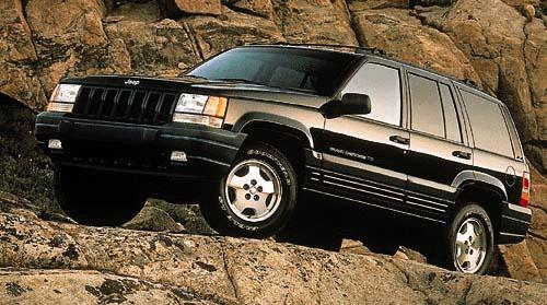 1997 jeep cherokee reviews