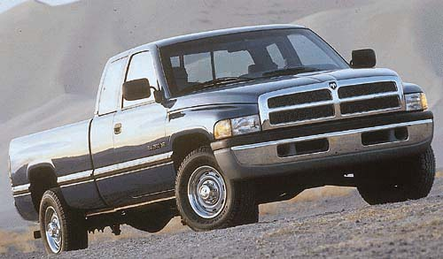 1997 Dodge Ram Review