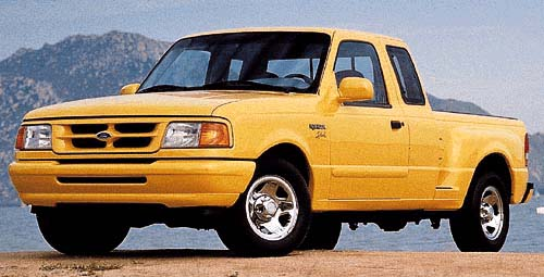 1997 Ford Ranger Review