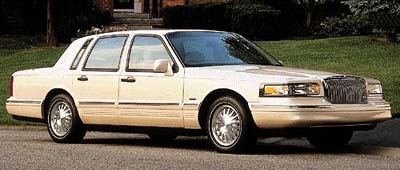 1997 Lincoln Town Car Review
